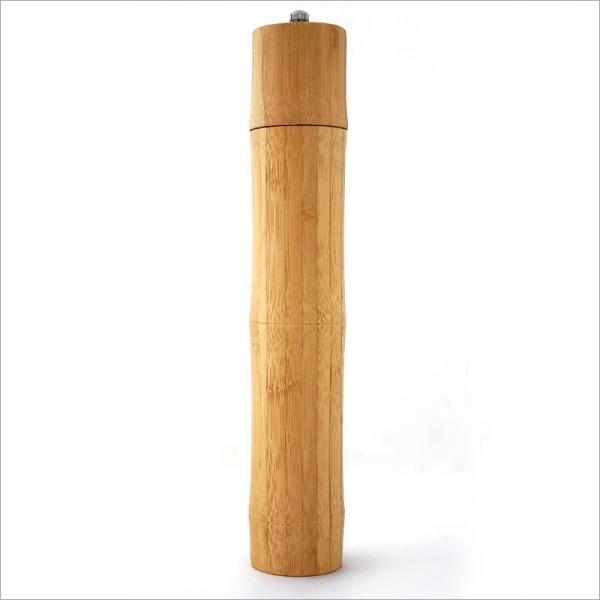 Salz Pfeffer Gewürzmühle Bambus