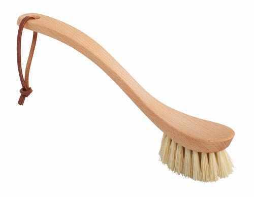 Spülbürste aus Buchenholz
