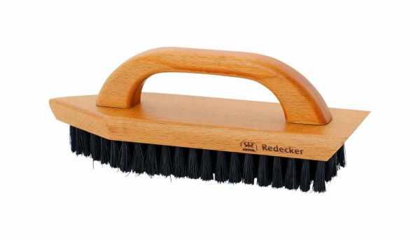 Schuhschmutzbürste mit Bügelgriff