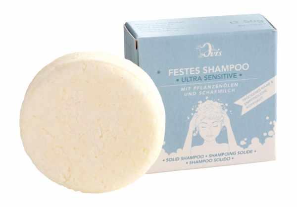 Festes Shampoo Ultra Sensitive