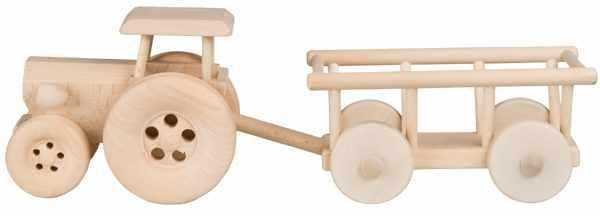 Traktor Holz