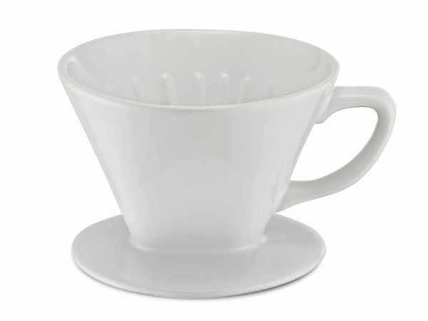 Kaffeefilter aus Porzellan Gr.4