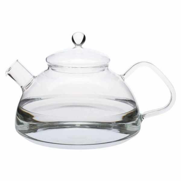Wasserkessel aus Glas Fassungsvermögen 1,2 Liter