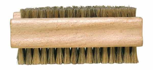 Nagelbürste aus unbehandeltem Buchenholz