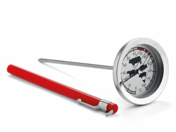 Braten-Thermometer Temperaturbereich bis 120°C